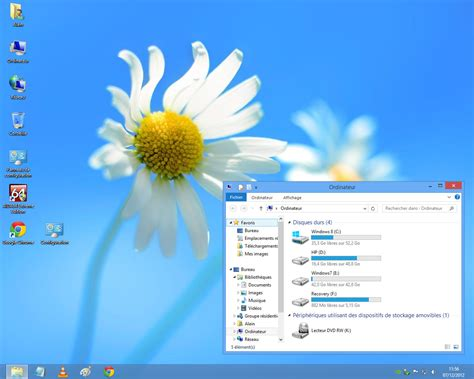 windows 8 1 bureau image de bureau windows 8 image de