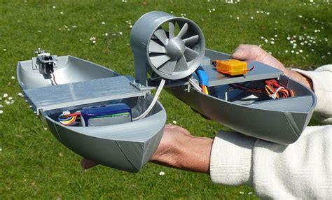 3d Printed Boat by Two Hulls On A 3d Printed Rc Boat 3d Printing Industry