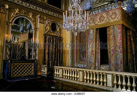 chambre du roi versailles chateaux bedroom stock photos chateaux bedroom stock
