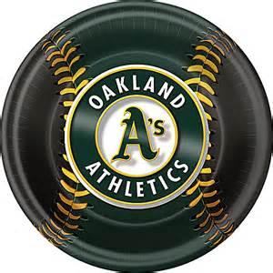 Oakland Athletics Baseball Logo