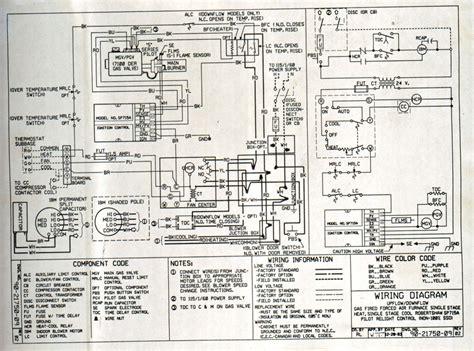 furnace control board wiring diagram download