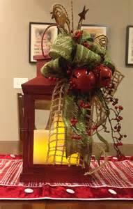 Lantern Christmas Idea