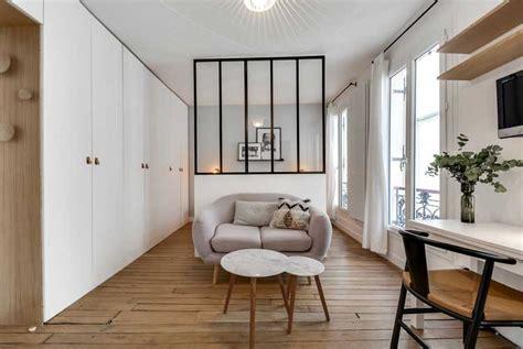 separation salon chambre comment créer une chambre dans un studio sans édifier un mur