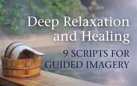 Guided Imagery Author Releases Scripts At The Healing