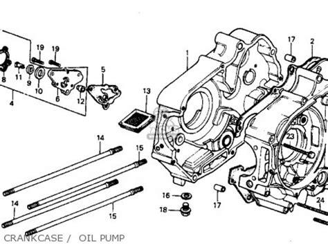 honda c70 passport 1982 c usa parts lists and schematics