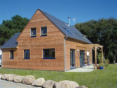 une maison en bois 5 raisons de construire une maison en bois travaux