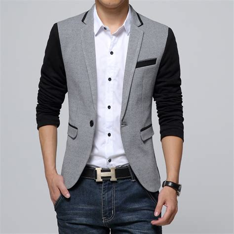 online buy wholesale men casual blazer from china men