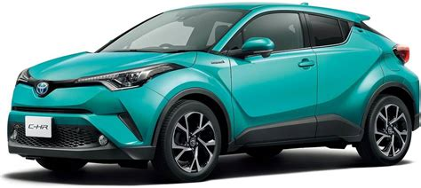 Toyota Chr Hybrid Hd Picture by New Toyota C Hr Hybrid Front Photo Image Front View Picture