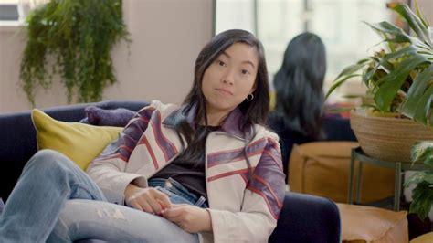 crazy rich asians star awkwafina recalls