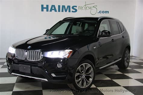 2015 Bmw X3 by 2015 Used Bmw X3 Xdrive28i At Haims Motors Serving Fort