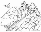 Pigs Coloring Three Wolf Chimney Pages Bad Drawing Story Clipart Brick Printable Climbing Pig Printables Getdrawings Clipground Children sketch template