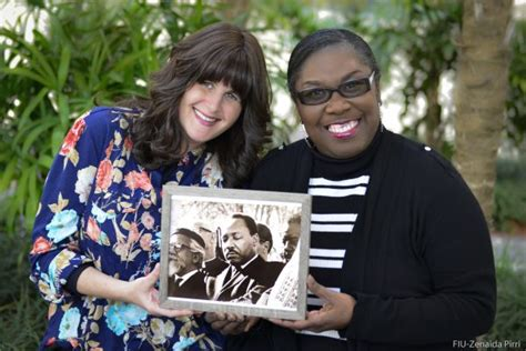 social work student wins  rev dr martin luther king