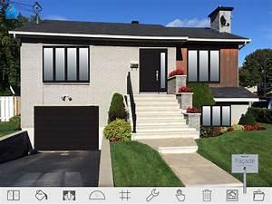 Simulateur Couleur Volets : simulateur de facade de maison awesome interesting cheap ~ Melissatoandfro.com Idées de Décoration