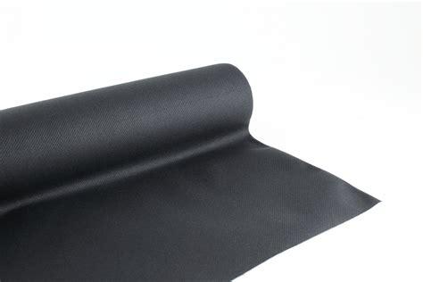 nappe en papier jetable non tiss 233 1 20 m x 40m noir rouleau nappe jetable fournimag