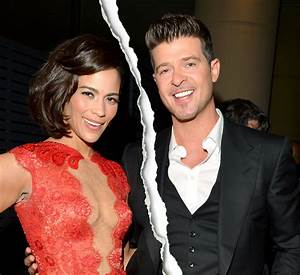 Robin Thicke, Paula Patton Officially Divorced   EURweb