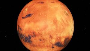 Incredible image of Mars proves the planet isn't just a ...