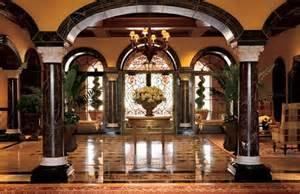 resort home design interior classic luxury lobby interior design of grand mar resort san diego california by
