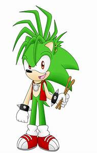 manic the hedgehog by sonicx147 on DeviantArt