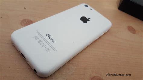 reset iphone 5c apple iphone 5c 16gb reset factory reset password