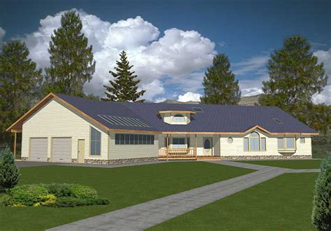 ranch concrete block icf design house plans home design ghd