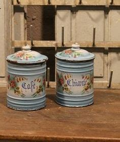 1000 images about s 233 rie de pots 224 233 pices on canisters canister sets and enamels