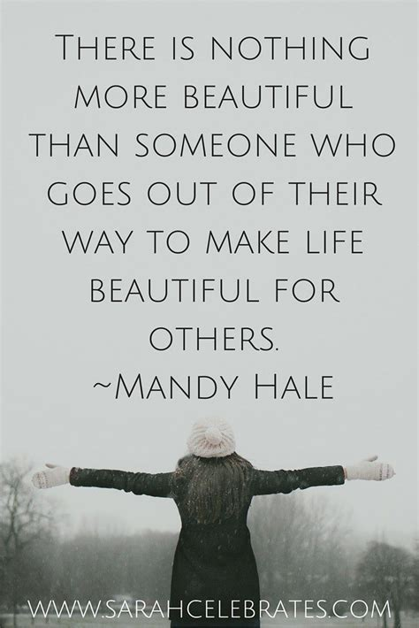 Make Beautiful For Others You All Beautiful