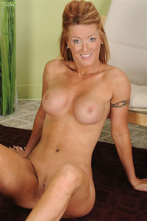 Redhead Milf Devon Sinner Flick Her Cherry Milf Fox