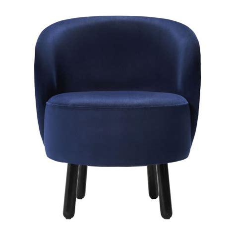 bold fauteuil in fluweel habitat