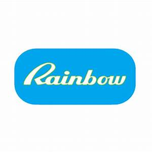 Rainbow Clothing Store Logo
