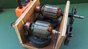 Universal Motors And Electric Rotor