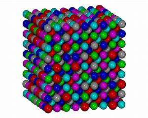New 'High-Entropy' Alloy Is As Light As Aluminum, As ...