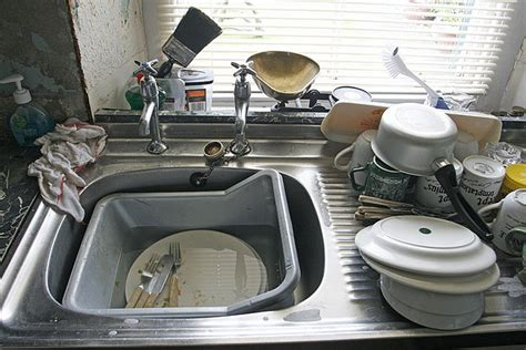 bacteria in kitchen sink most common places germs hide in your home 4289