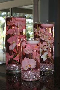wodnerful diy unique floating candle centerpiece with flower With kitchen colors with white cabinets with wine glass snow globe candle holder