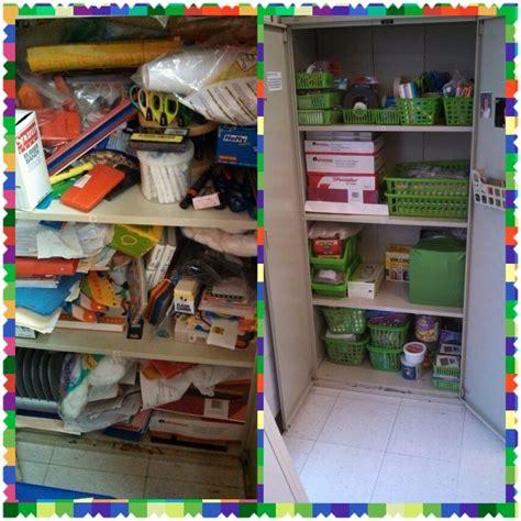 Homeschool Closet Organization Ideas by Classroom Supply Closet Organized By A Gift Of Organizing