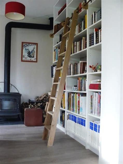une echelle de bibliotheque billy bidouilles ikea