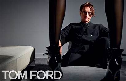 Tom Ford Campaign Fall Jegor Venned Winter