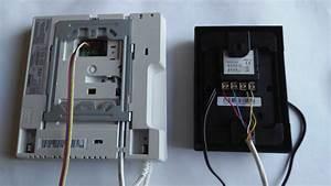 Video Doorphone Set Commax  Monitor Cdv-43k And Door Camera Drc-4l