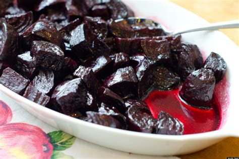 roasting beets balsamic glazed roasted beets delicious nutritious huffpost
