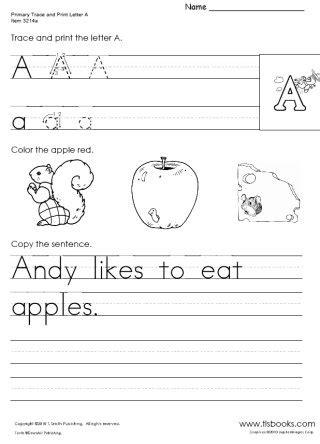 kindergarten sentence writing worksheets cowboy sentence