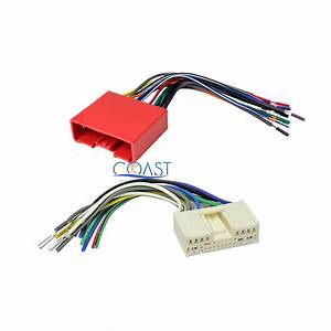 Car Stereo Radio Installation Wire Wiring Harness Set For