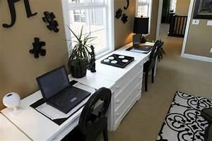 Büro Zuhause Einrichten : arbeitszimmer einrichten was bei der gestaltung zu beachten ist ~ Frokenaadalensverden.com Haus und Dekorationen