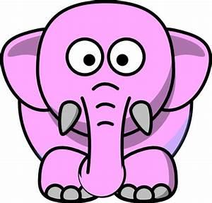 Elephant Cartoon Face - ClipArt Best