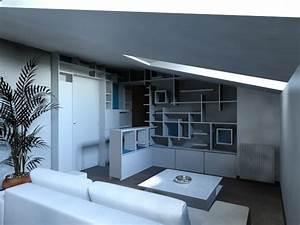 Appartement Sous Comble : radiateur schema chauffage appartement sous combles ~ Dallasstarsshop.com Idées de Décoration