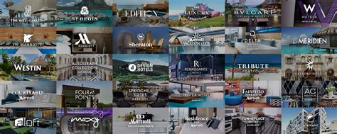 Marriott's Stewardship Of 30 Brands A Juggling Act Hotel