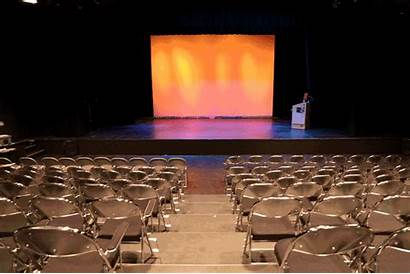 Theater Evergreen College Arts Lighting End Staging