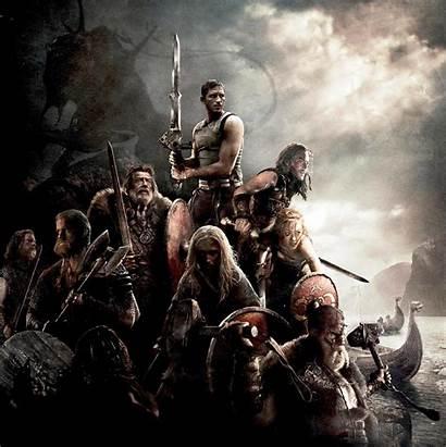 Viking Vikings Wallpapers Season Wallpapersafari Tv Movies
