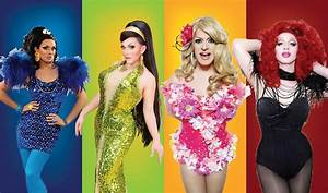 The Quiet Clash Between Transgender Women And Drag Queens ...