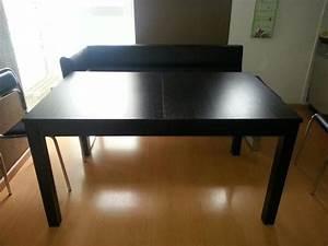 Esstisch Bei Ikea : esstisch ikea bjursta schwarzbraun ~ Orissabook.com Haus und Dekorationen