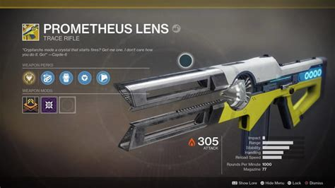 weapons  destiny     find