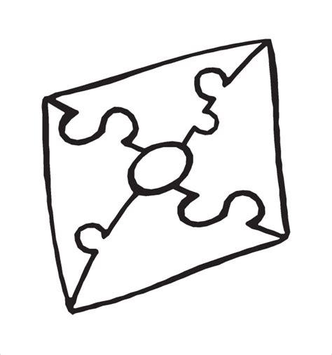 kite template     illustration psd word
